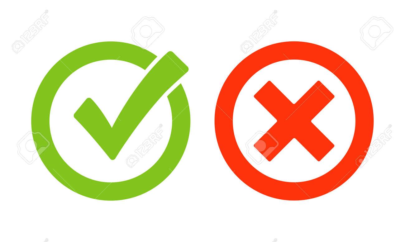 Check Mark icon. Vector illustration - 131387950