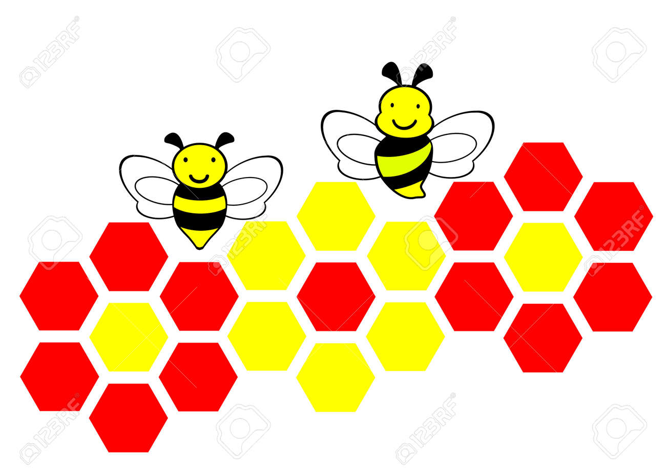 bee icon,vector,bee drawing Stock Vector - 16486367