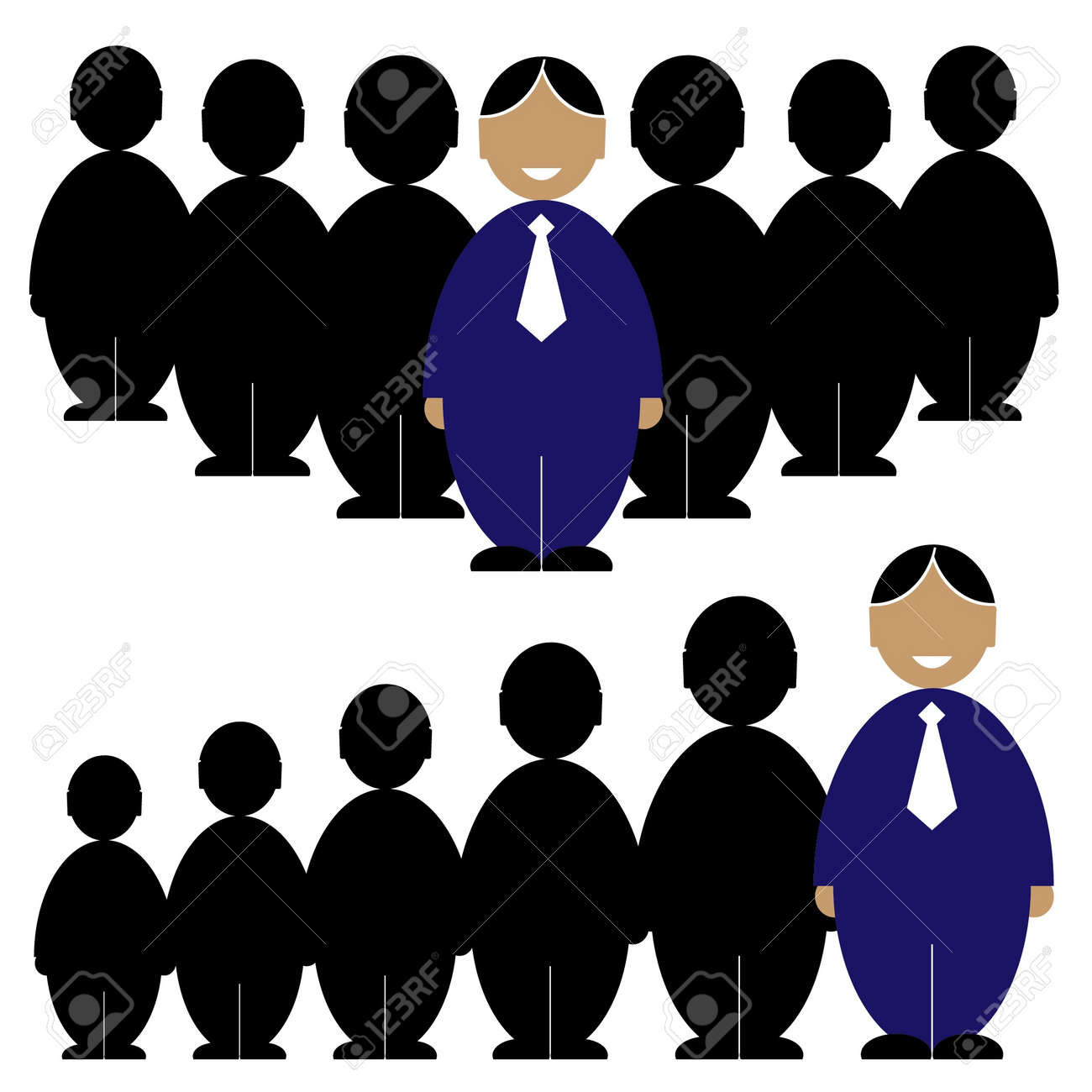 man icon,people icon,business icon,business man Stock Vector - 17203258