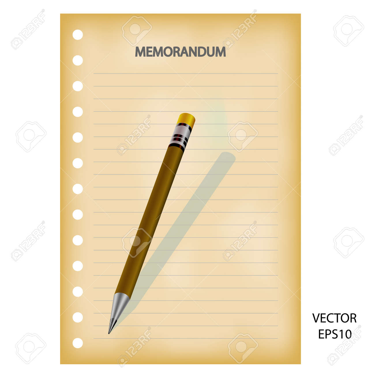 Drawing   sketching by color pencil, business concept, vector Stock Vector - 20776218