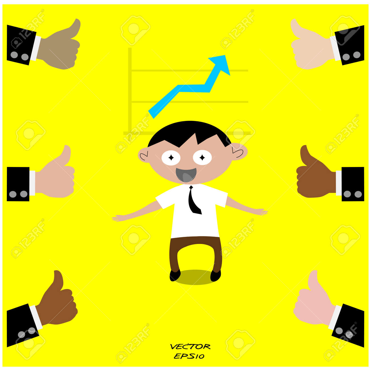 Businessman icon,business concept Stock Vector - 21447216