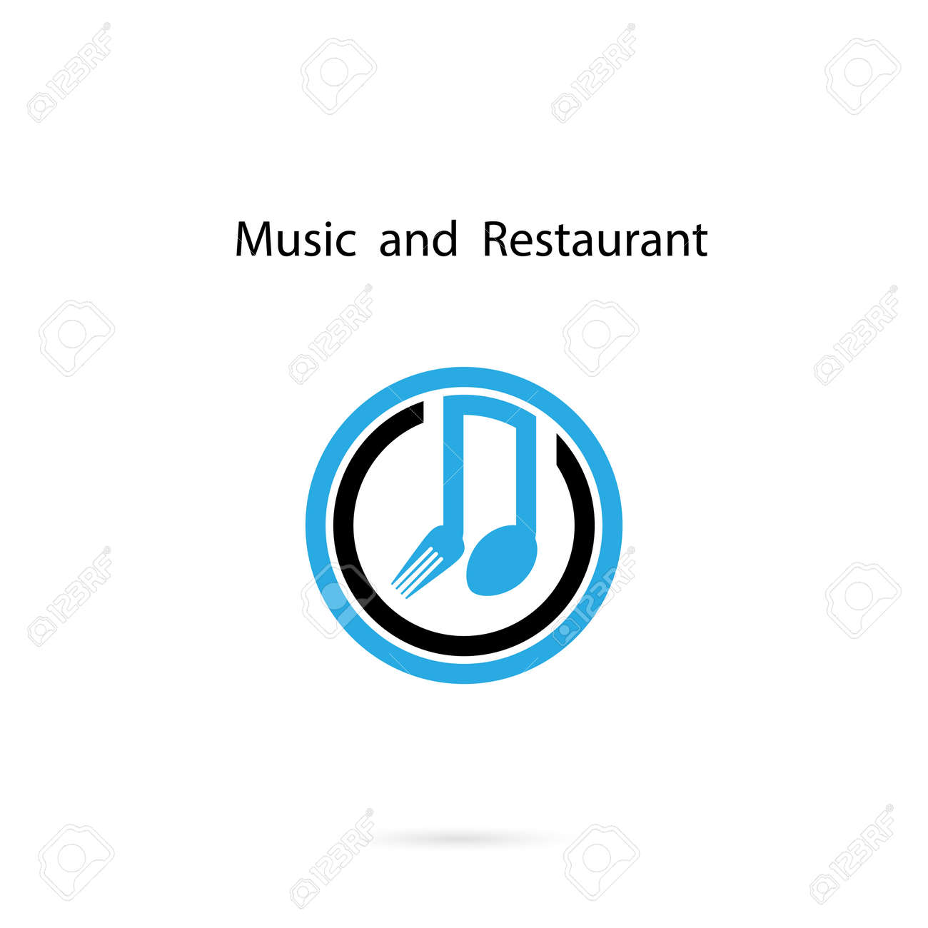 music note template