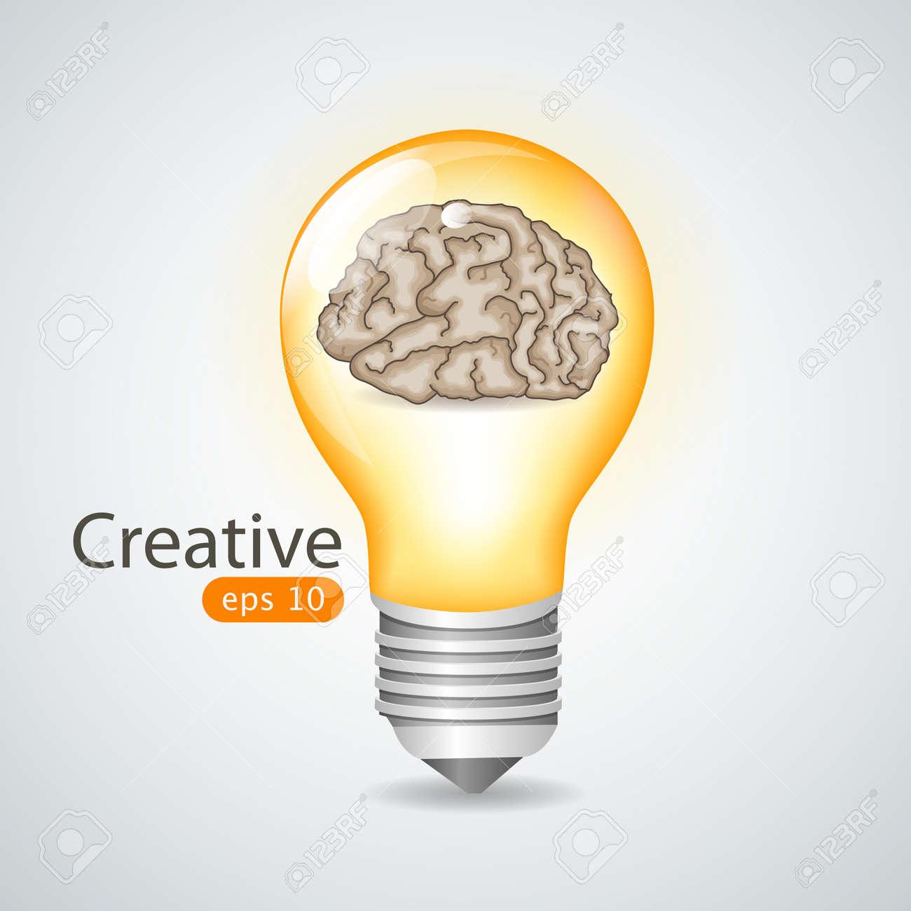 idea bulb Stock Vector - 14479128