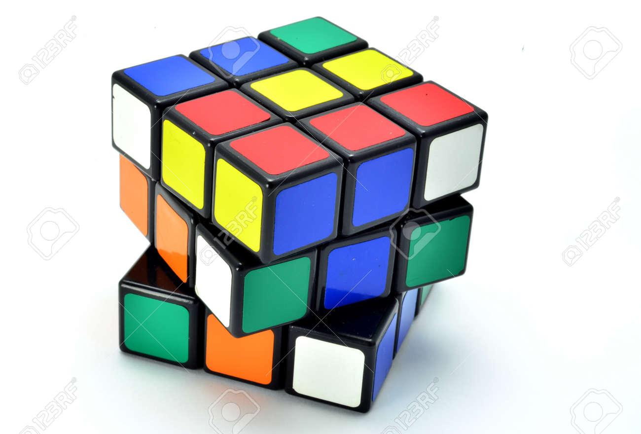ルービック キューブ の写真素材画像素材 Image 44937125