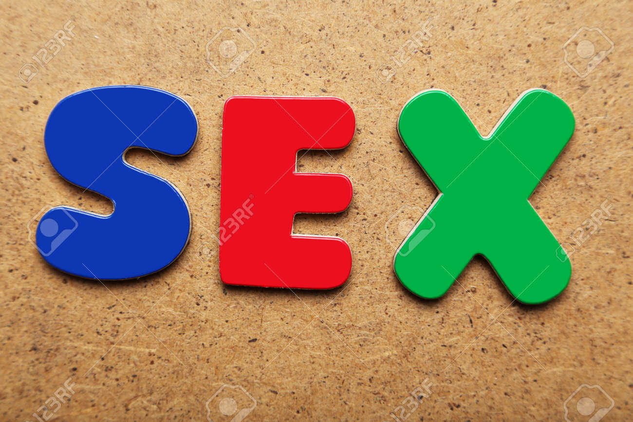 Who made the word sex