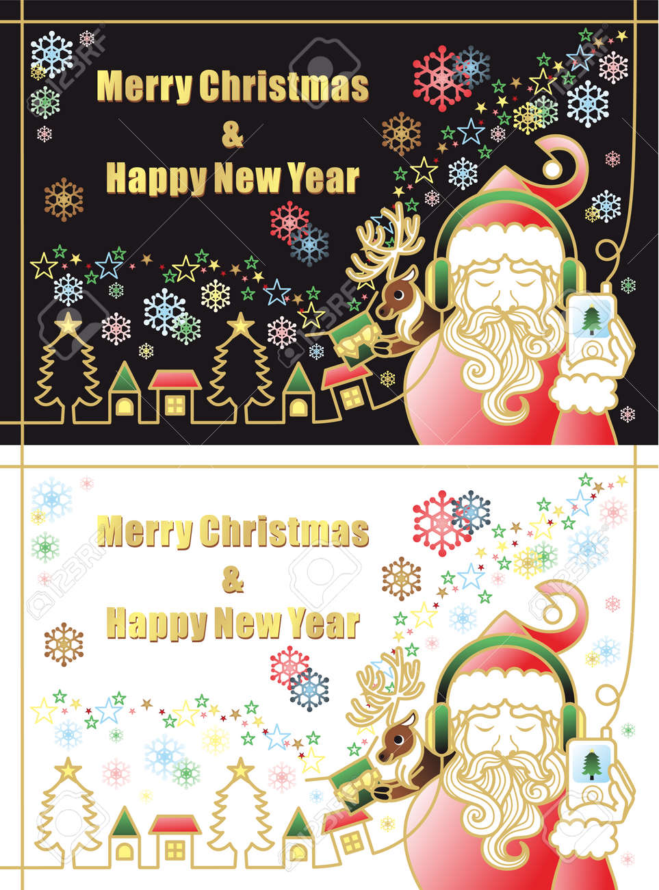 gorgeous Santa Claus - 24373147