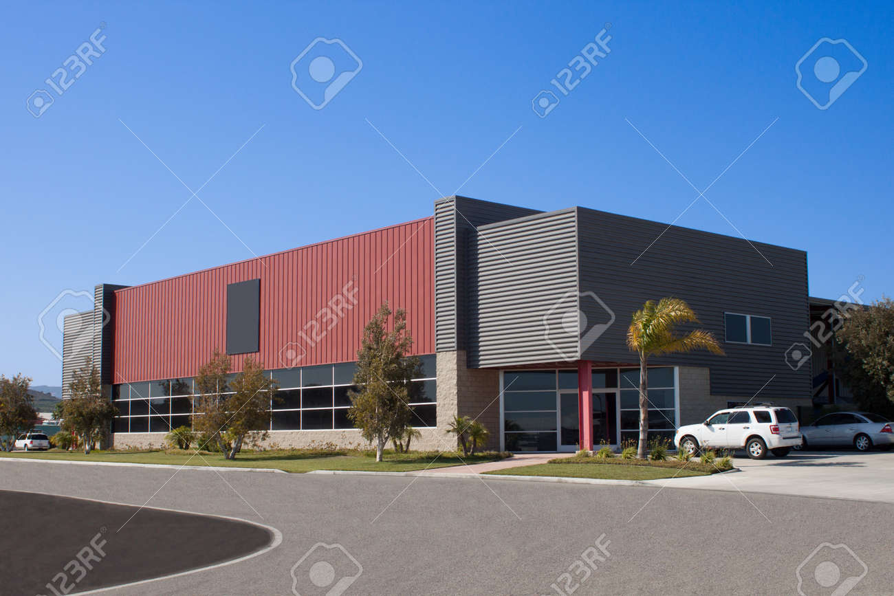 Office Building Stock Photo - 20909767