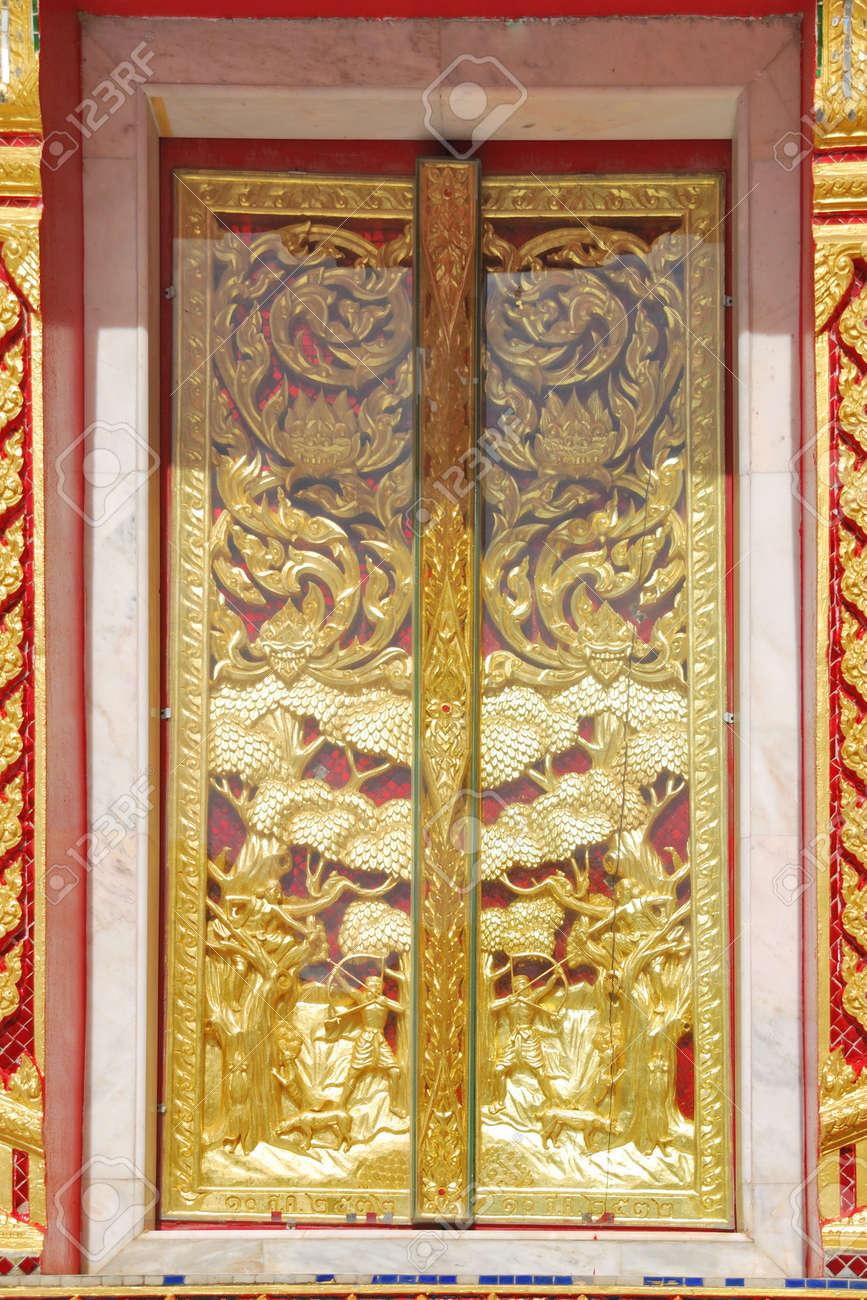 Home Temple Door Designs
