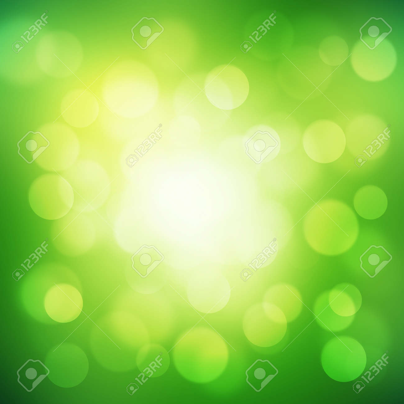 Green Bokeh Abstract Light Backgrounds Stock Photo Picture And Royalty Free Image Image 23818973