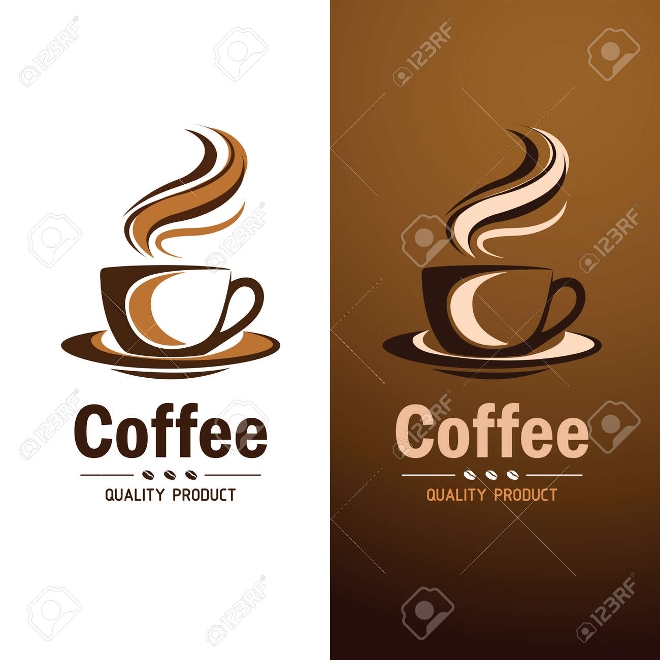 Coffee cup icon , vector illustration Stock Vector - 45013879