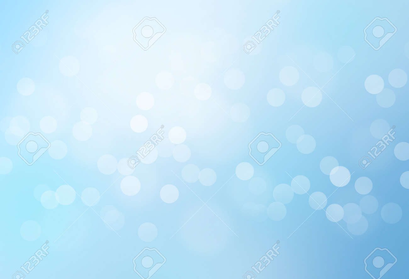 blue bokeh abstract glow light backgrounds Stock Photo - 49008408