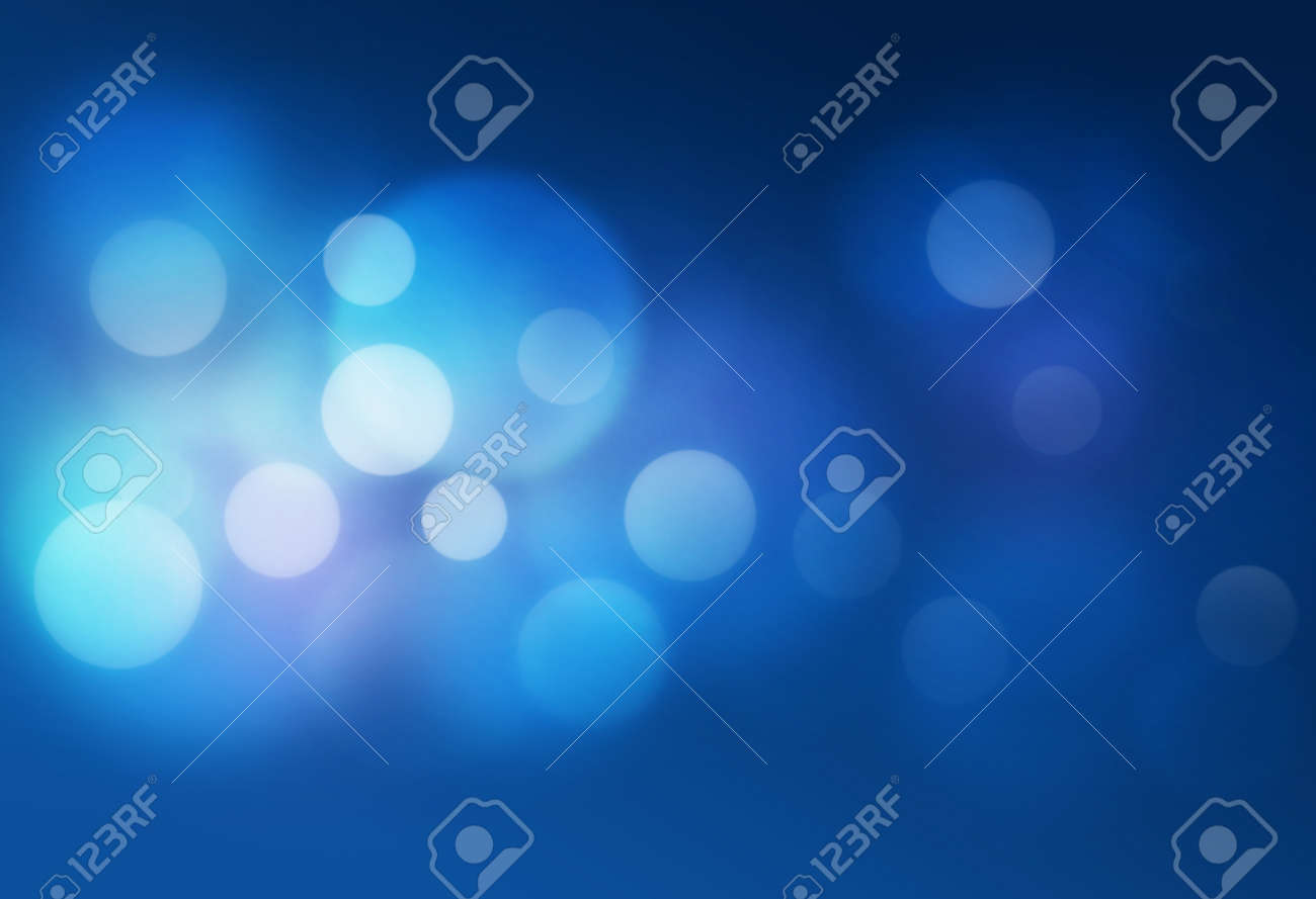 blue bokeh abstract glow light backgrounds - 51063629