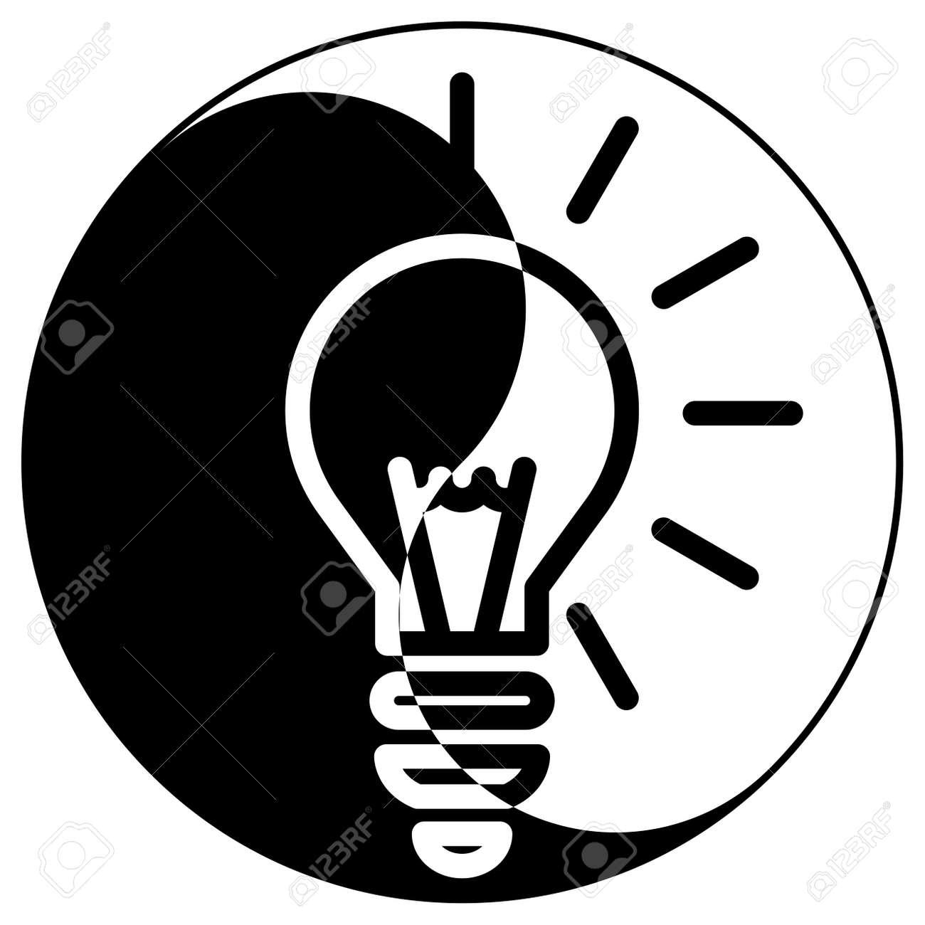 Groß Elektrisches Symbol Für Glühbirne Bilder - Schaltplan Serie ...