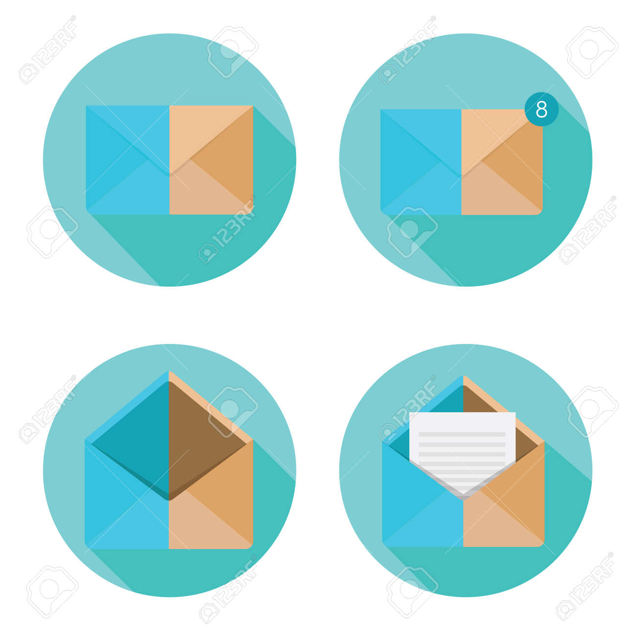 set of closed and open envelopes  concept of analysis correspondence,