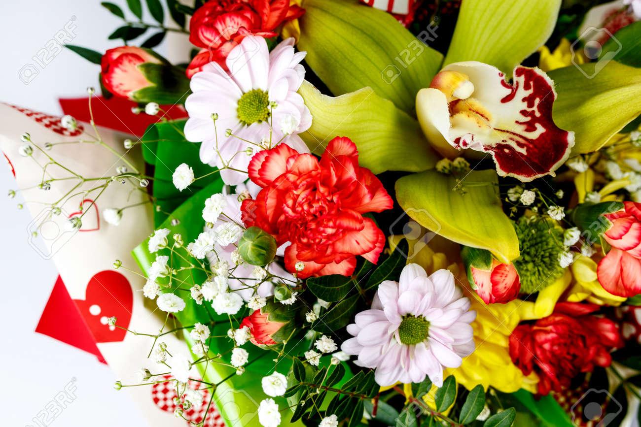 Fondo De Flores De Primavera Hermoso Tema Para Marzo 8 Día