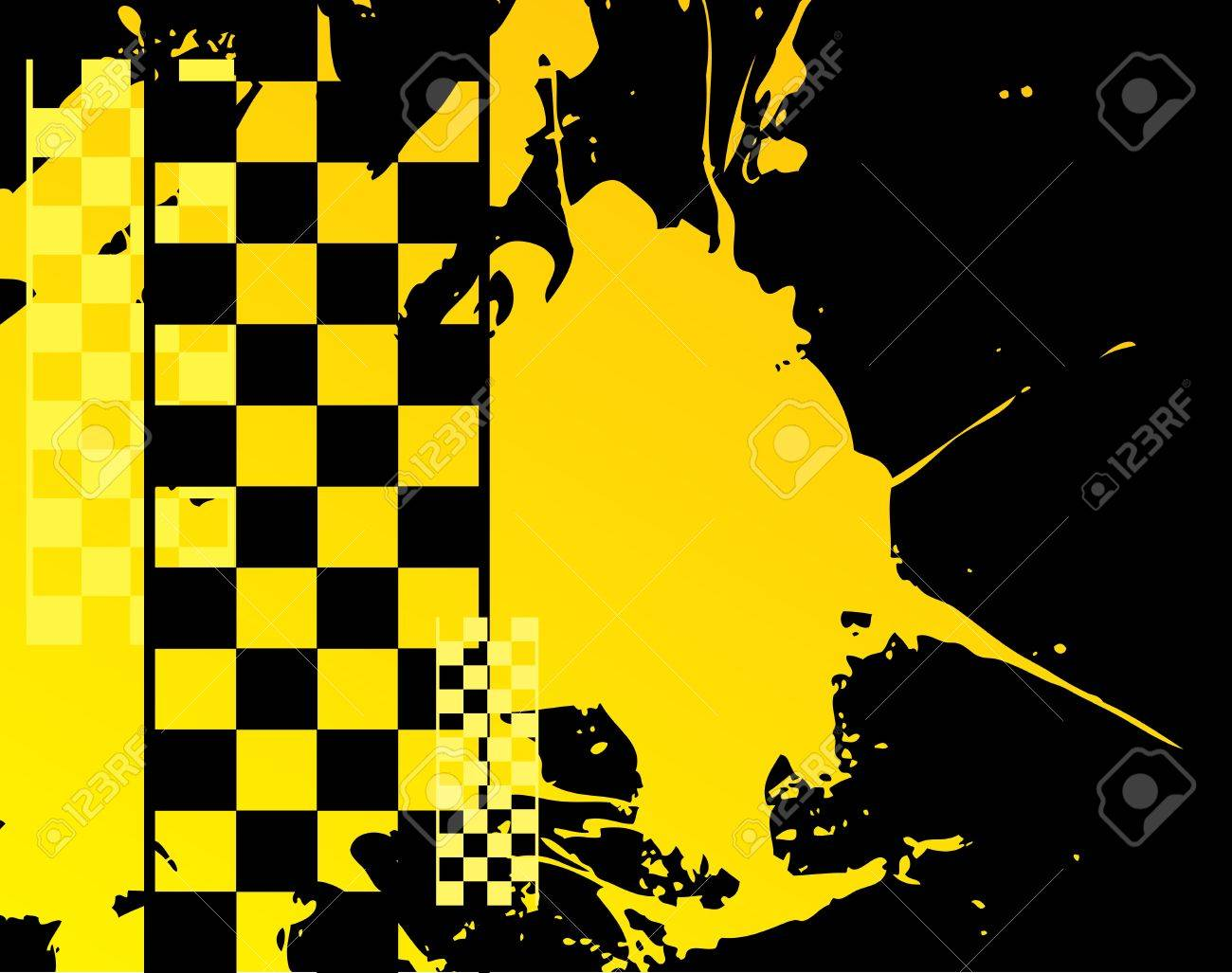Abstract urban background, vector illustration Stock Vector - 13796146