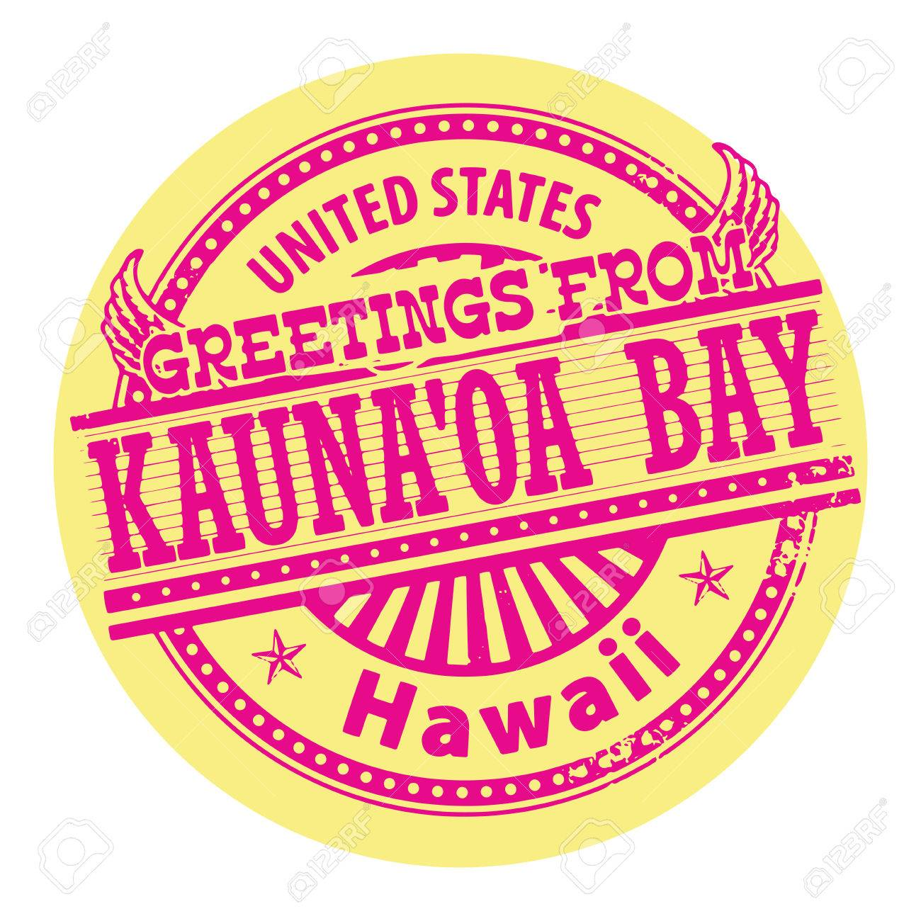 Grunge color stamp with text greetings from kauna oa bay hawaii grunge color stamp with text greetings from kauna oa bay hawaii stock vector 22470706 kristyandbryce Choice Image