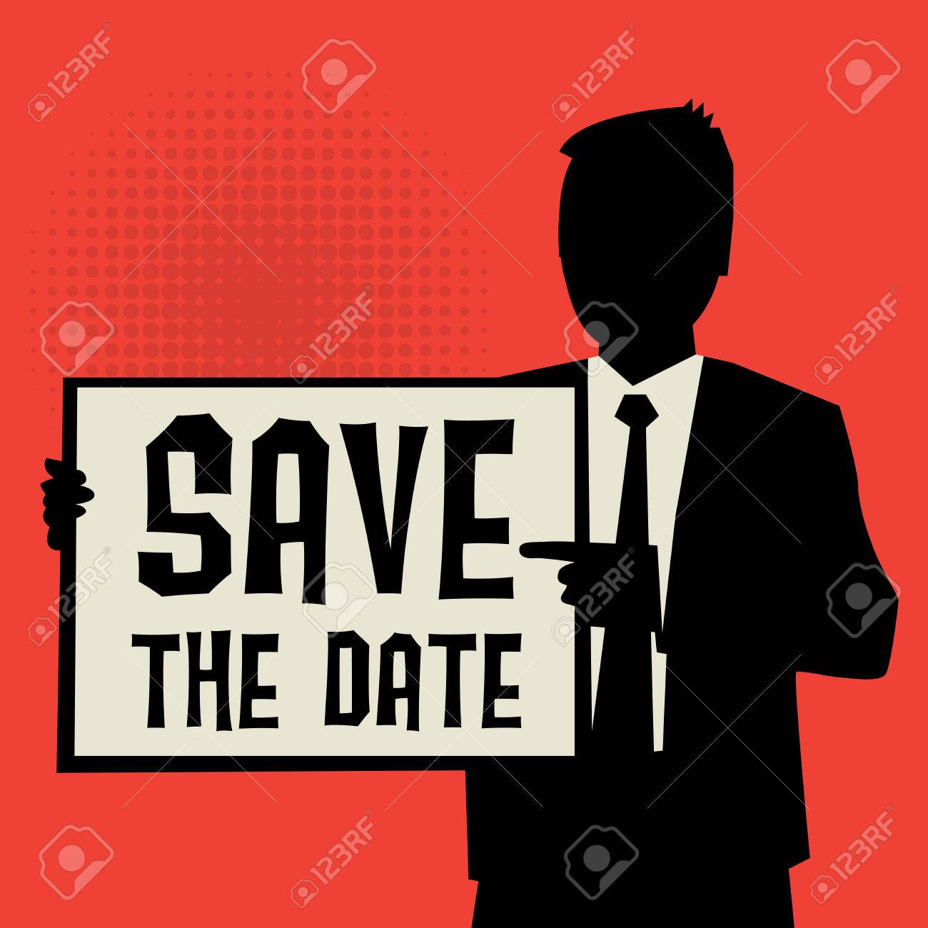 save the date business