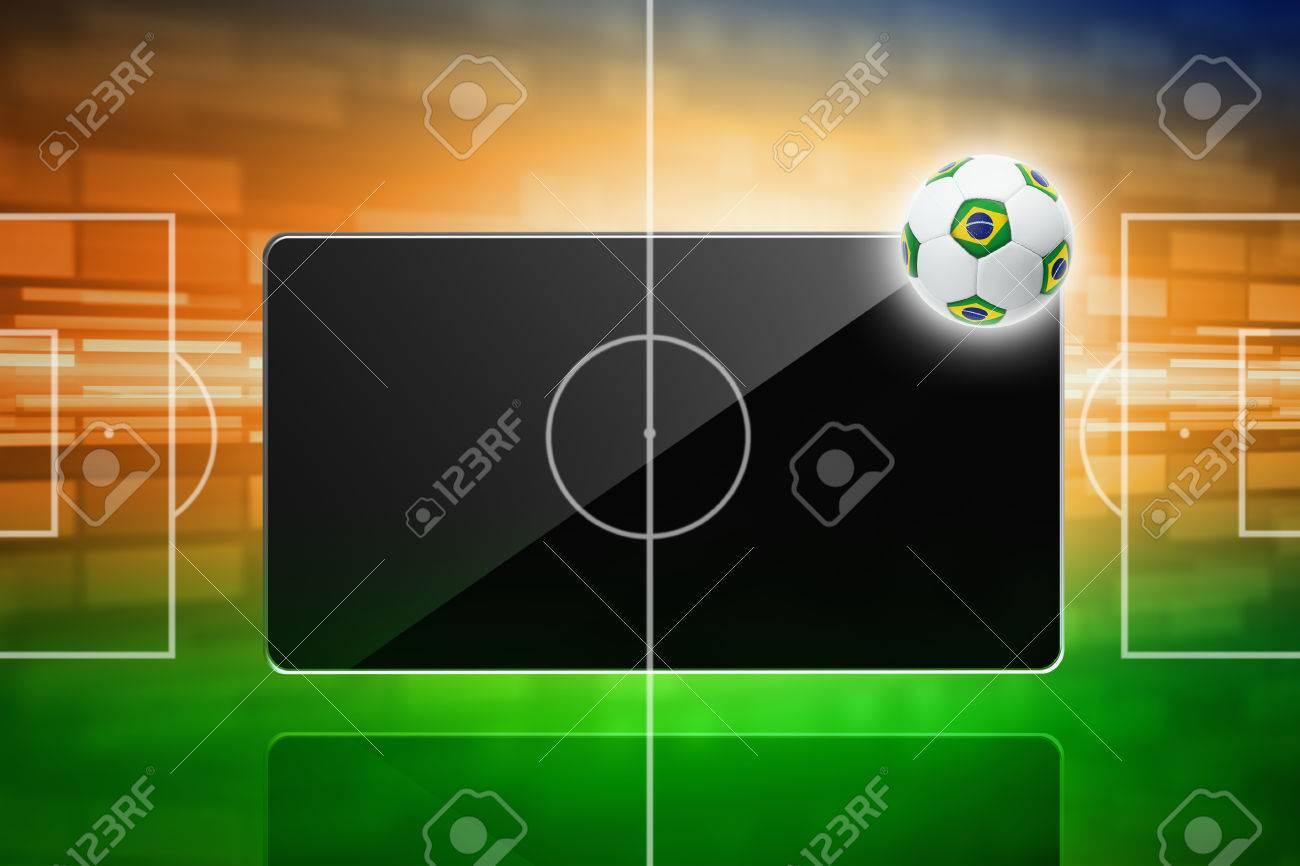 Tablet Pc Balon De Futbol Juego De Deportes En Linea Futbol