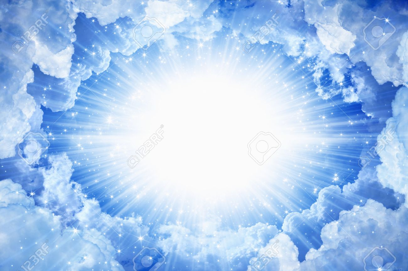 Beautiful peaceful background beautiful blue skies with bright beautiful peaceful background beautiful blue skies with bright light from above light from heaven voltagebd Image collections