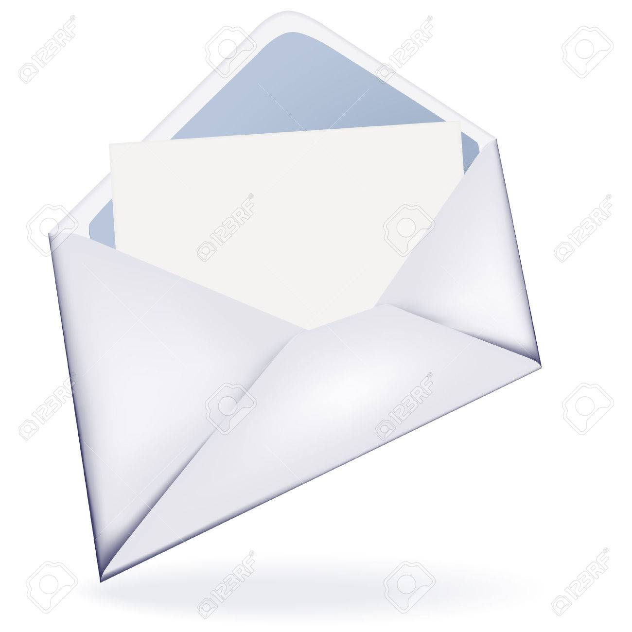 opened letter email icon vector image Stock Vector - 5466537
