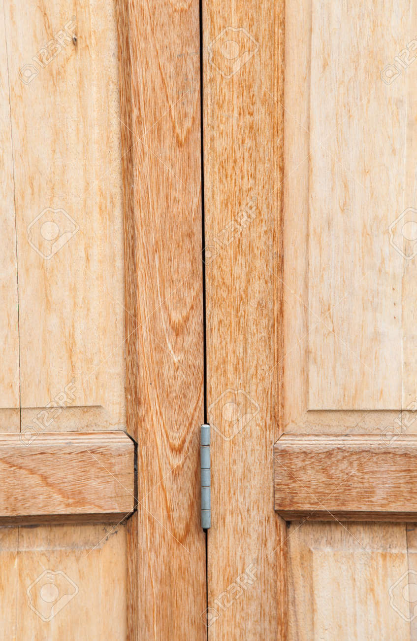 Joints of wooden doors Stock Photo - 22211789 & Joints Of Wooden Doors Stock Photo Picture And Royalty Free Image ...