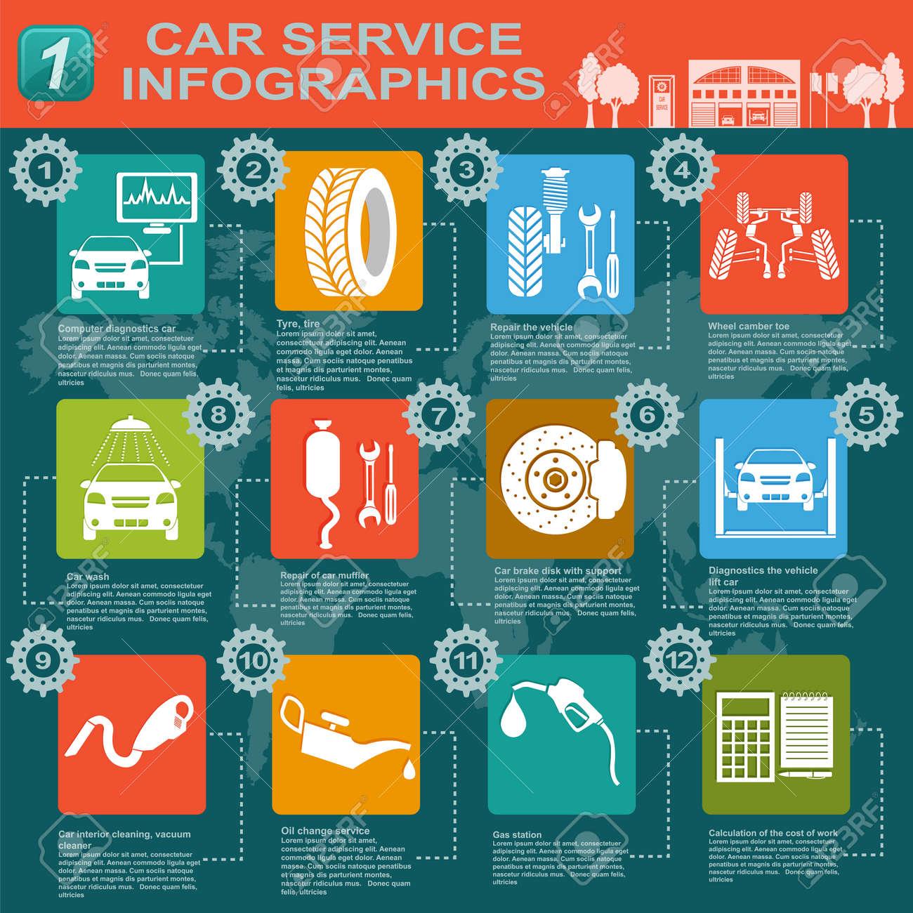 28414998-car-service-repair-infographics