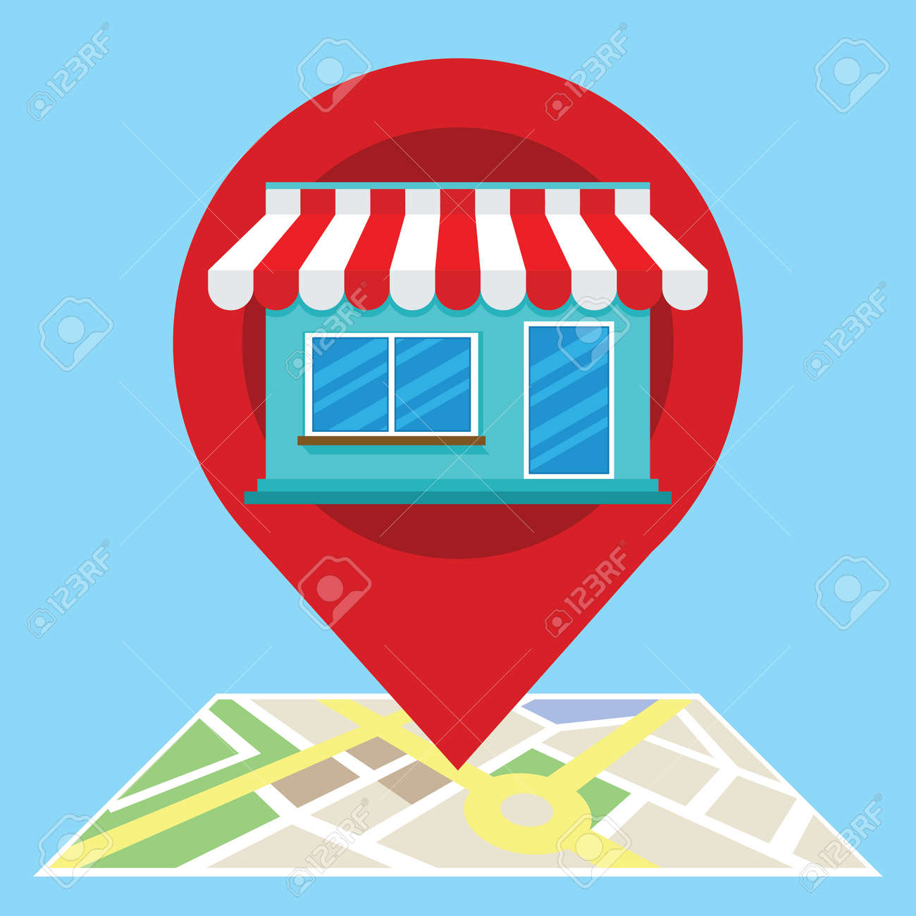 local search marketing ecommerce - 69256418