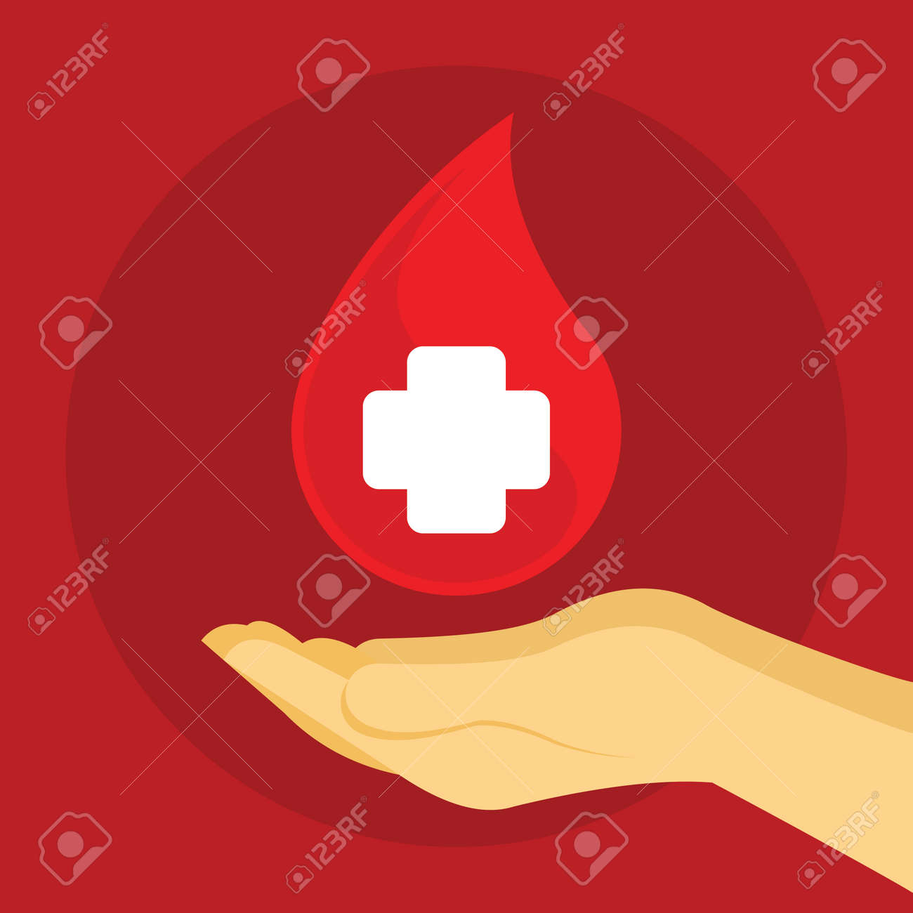 donate blood saves lives - 69355705