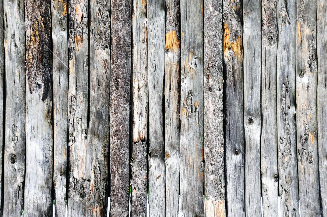 cerca de madera gris fondo de textura gris valla de madera rstica foto de archivo