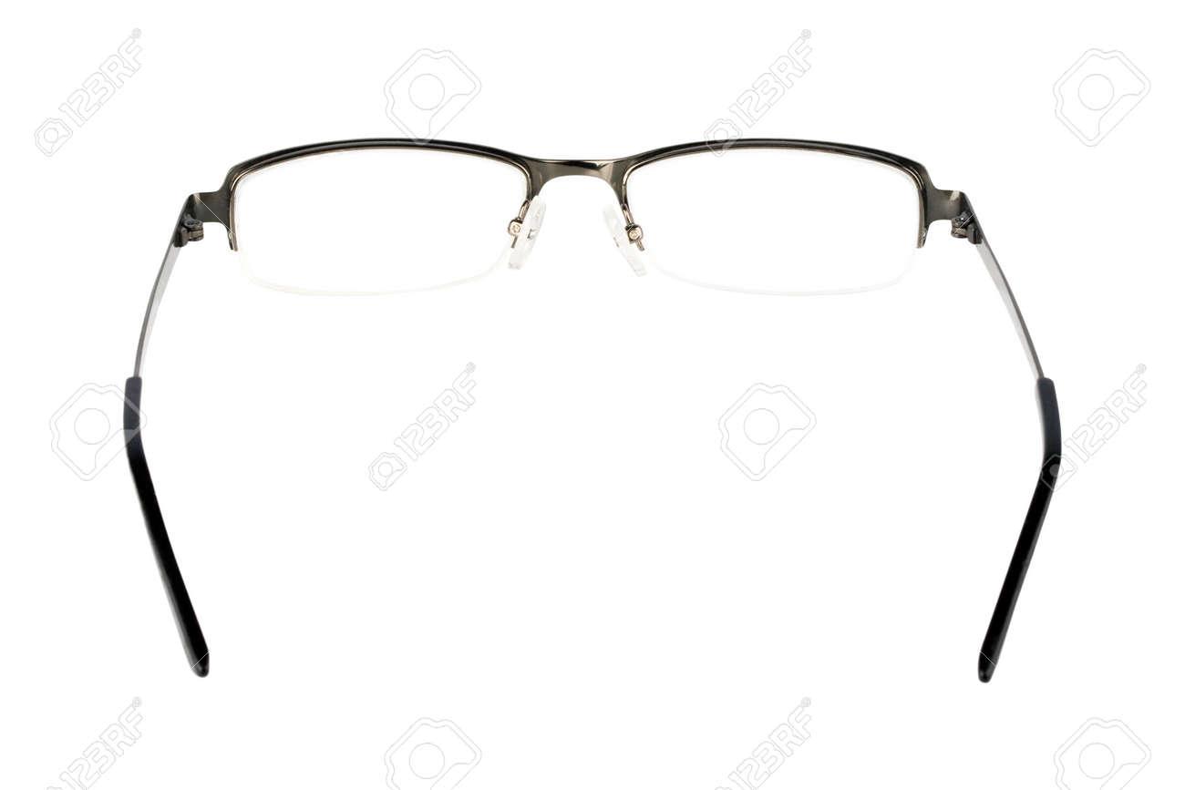 Eye glasses isolated on white background Stock Photo - 17664735