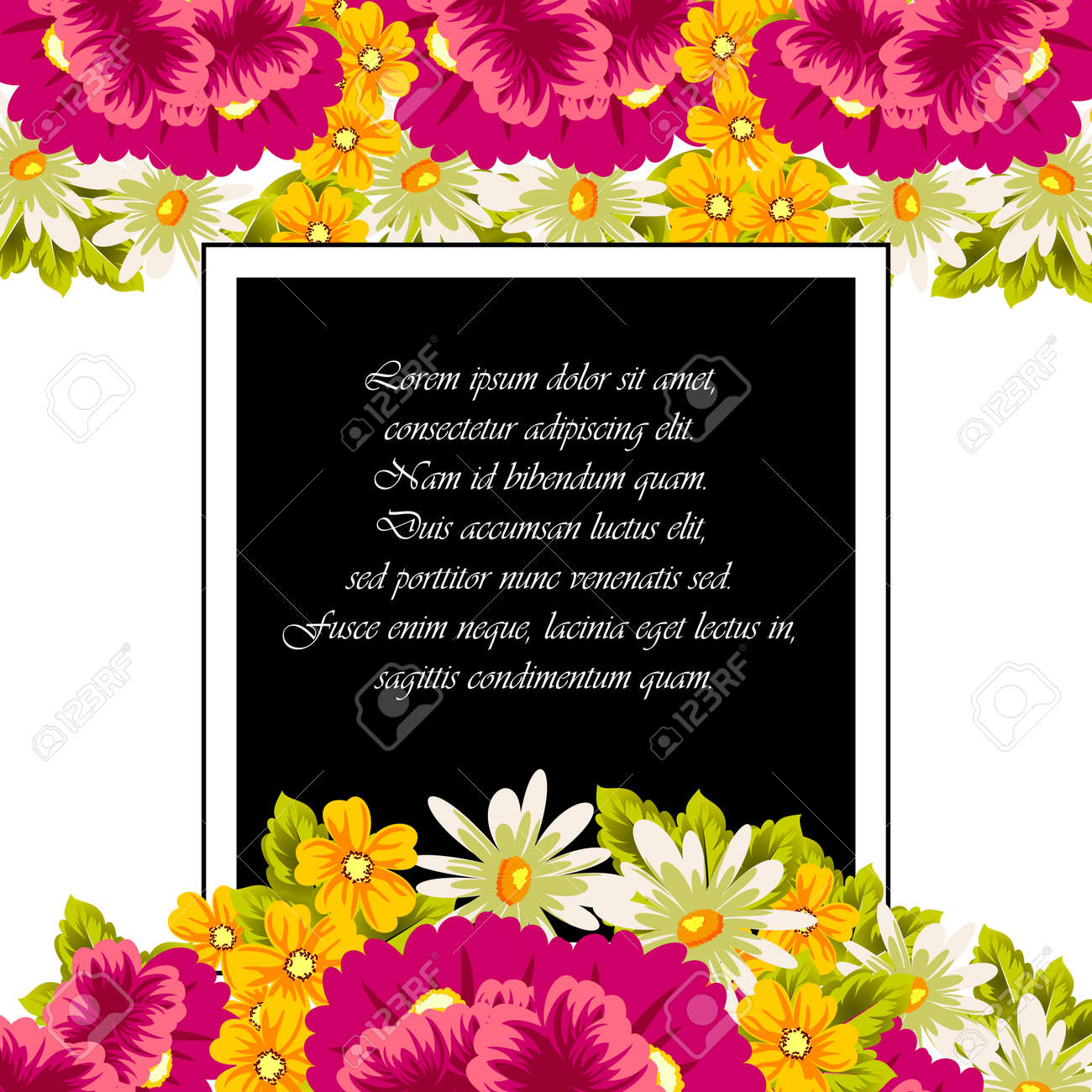 Frame of flowers for card designs greeting cards birthday frame of flowers for card designs greeting cards birthday invitations valentines day filmwisefo