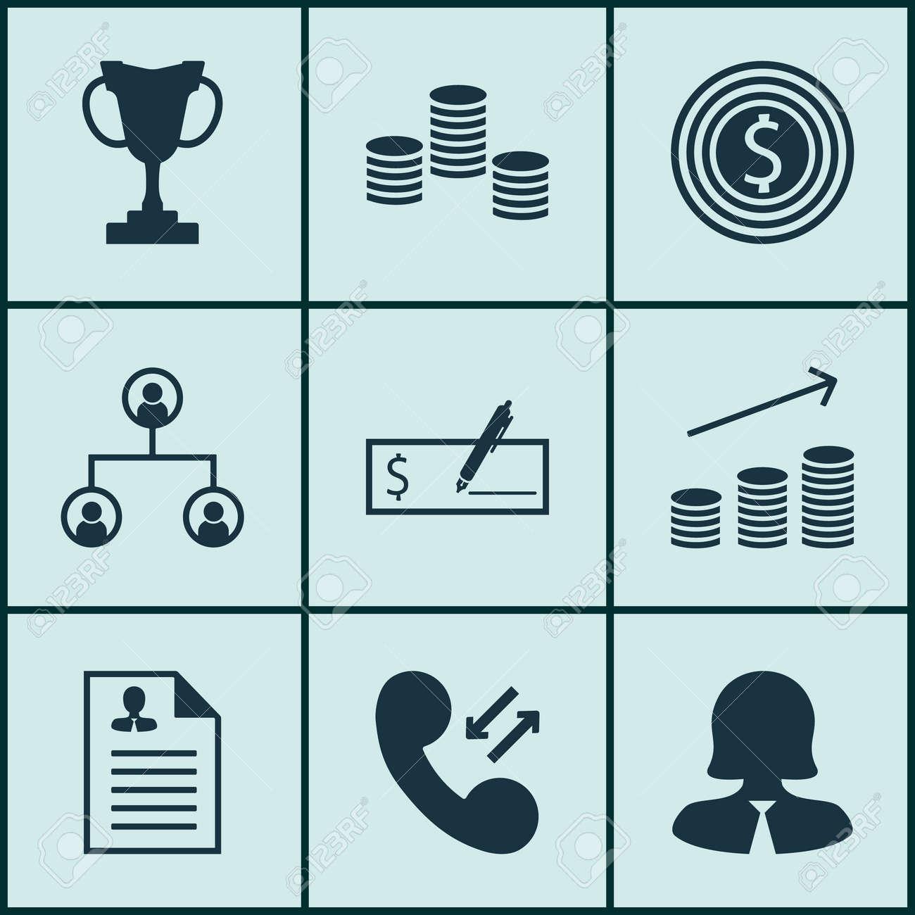 curriculum vitae symbolen