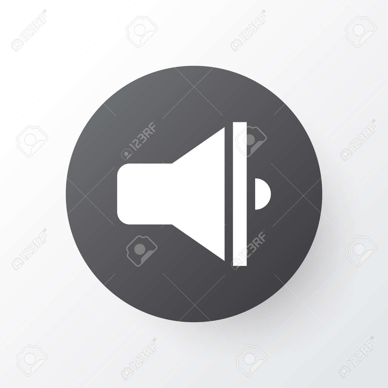 Awesome Loudspeaker Symbol Vignette - Everything You Need to Know ...