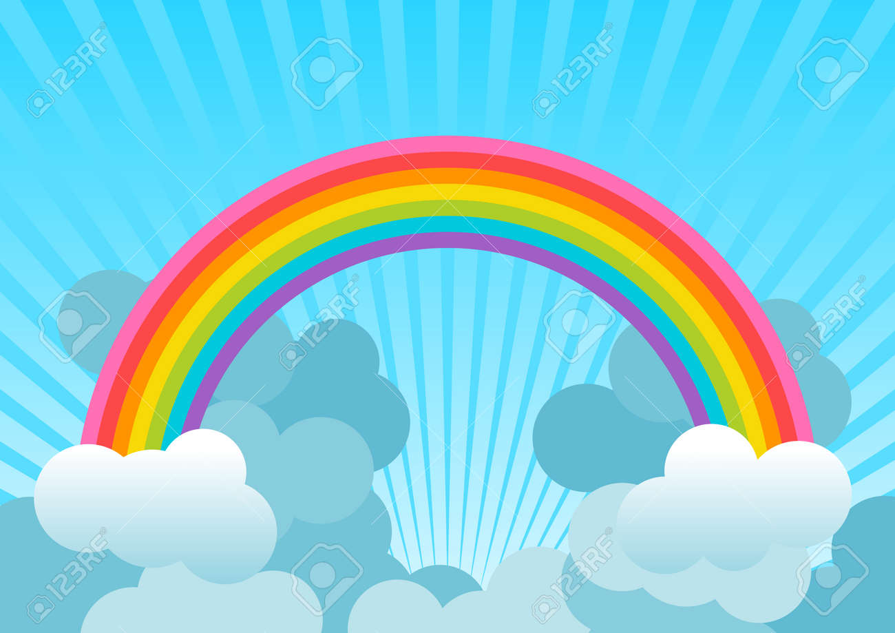 Download 1000+ Wallpaper Wa Rainbow Gratis