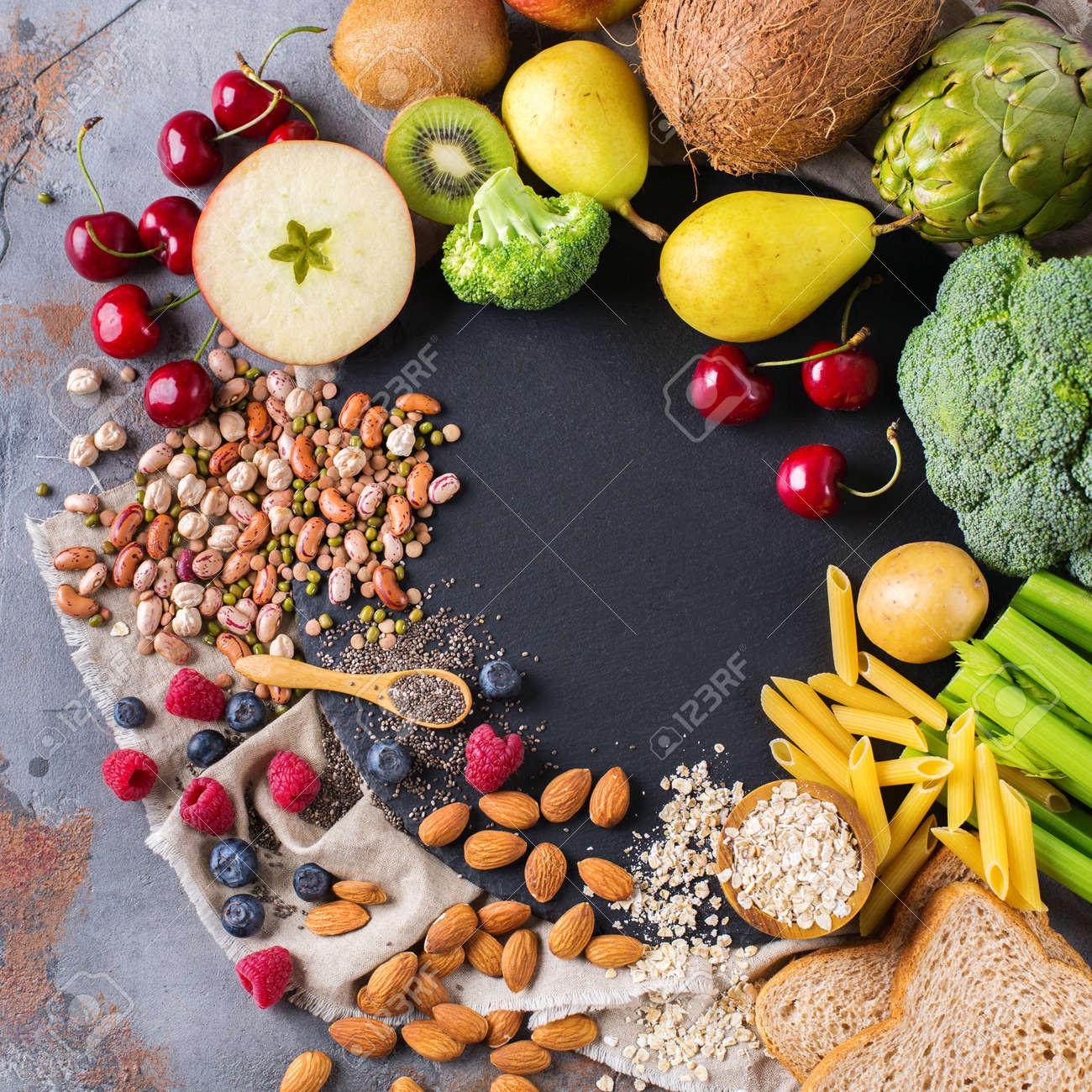 Dieta vegetariana completa equilibrata