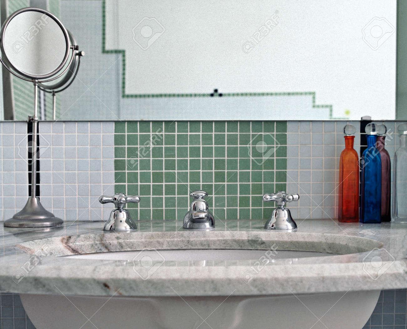 Der waschbecken
