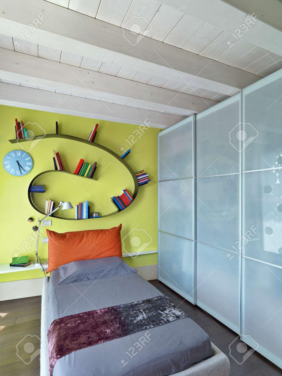 Camere da letto con libreria : camere da letto con libreria ...