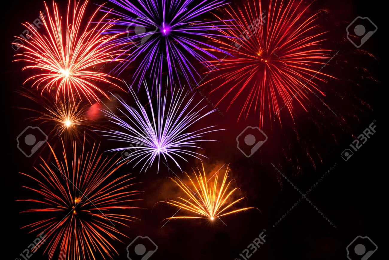 firework Stock Photo - 17461568