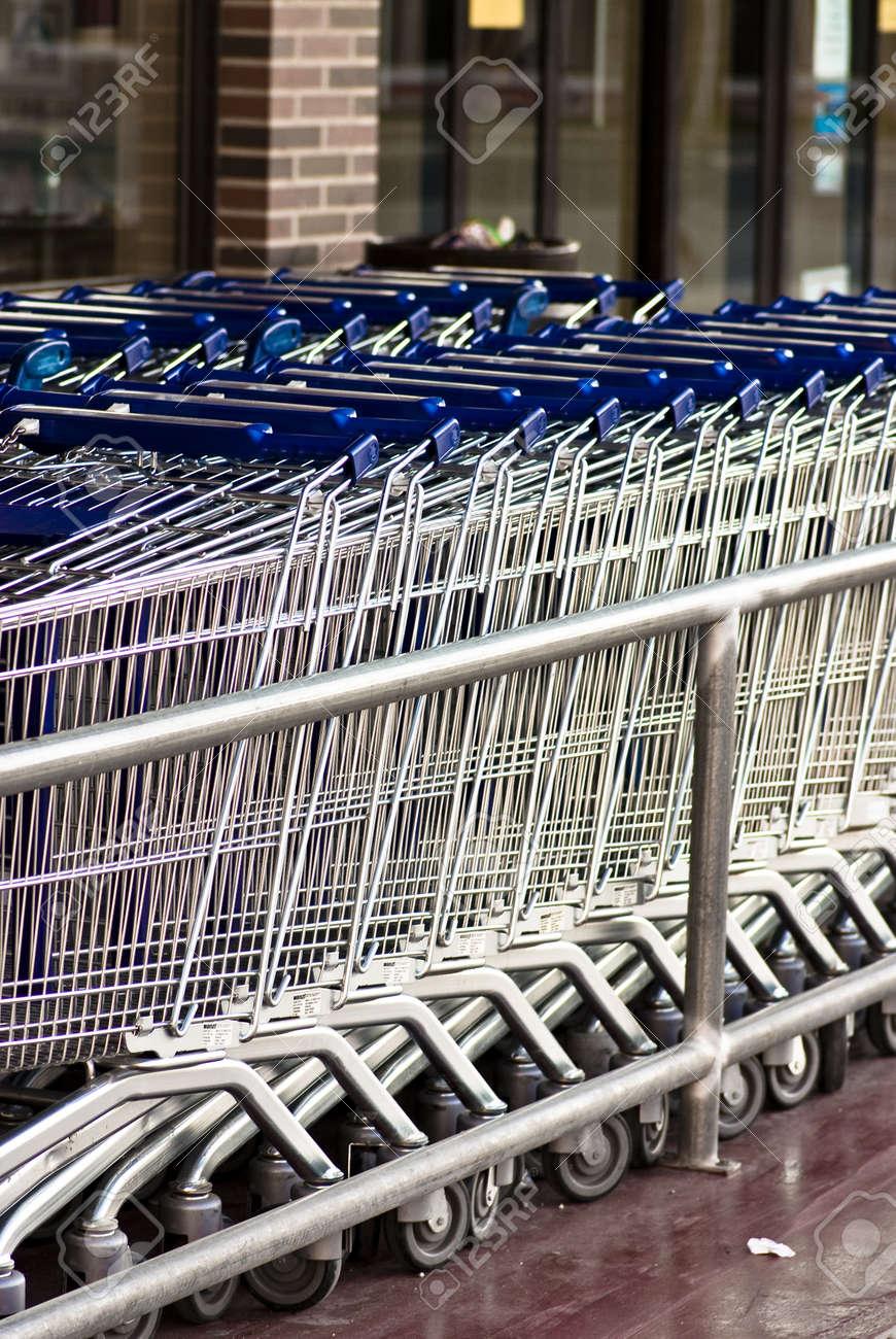 carts Stock Photo - 8270742