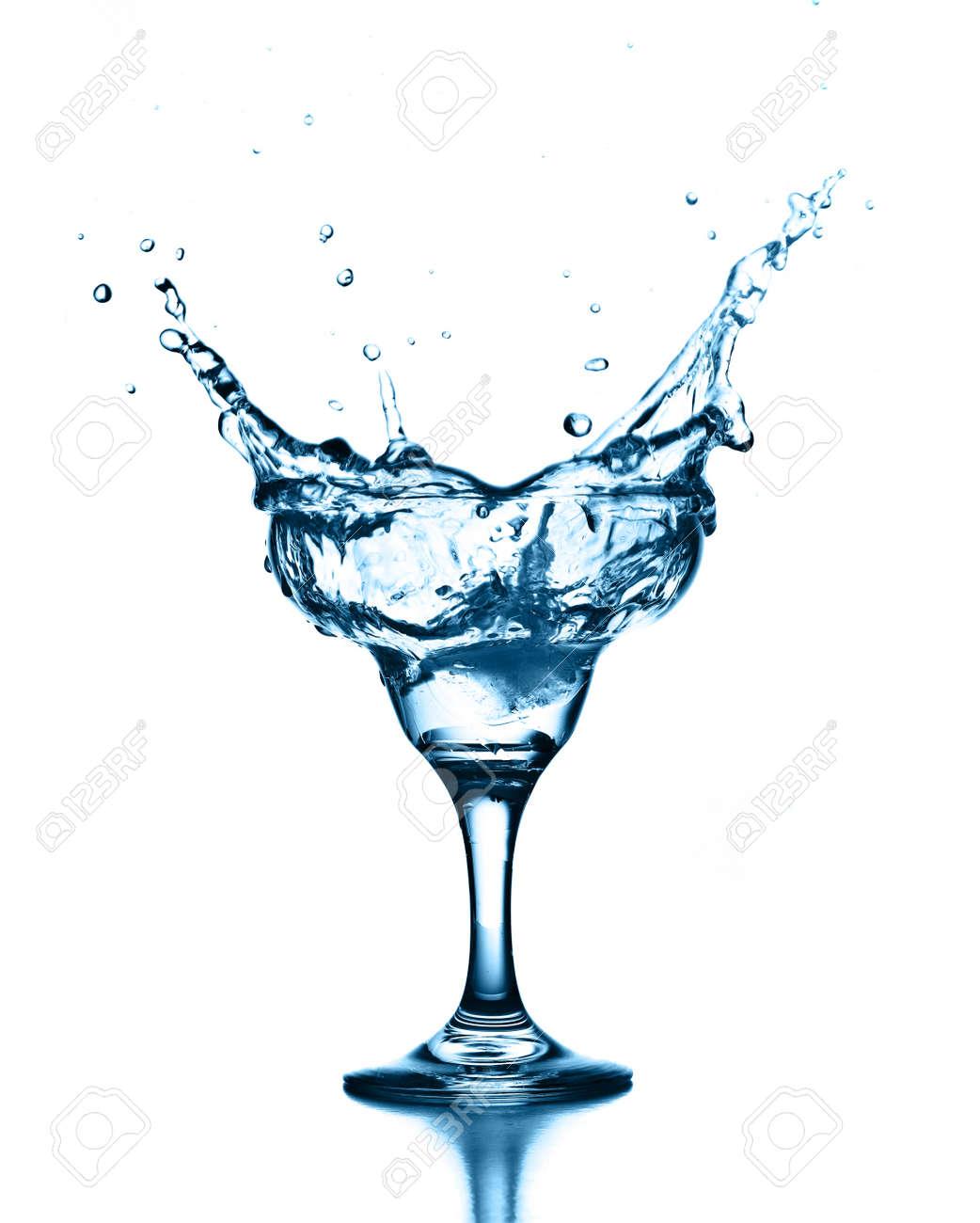 margarita splash Stock Photo - 7892438