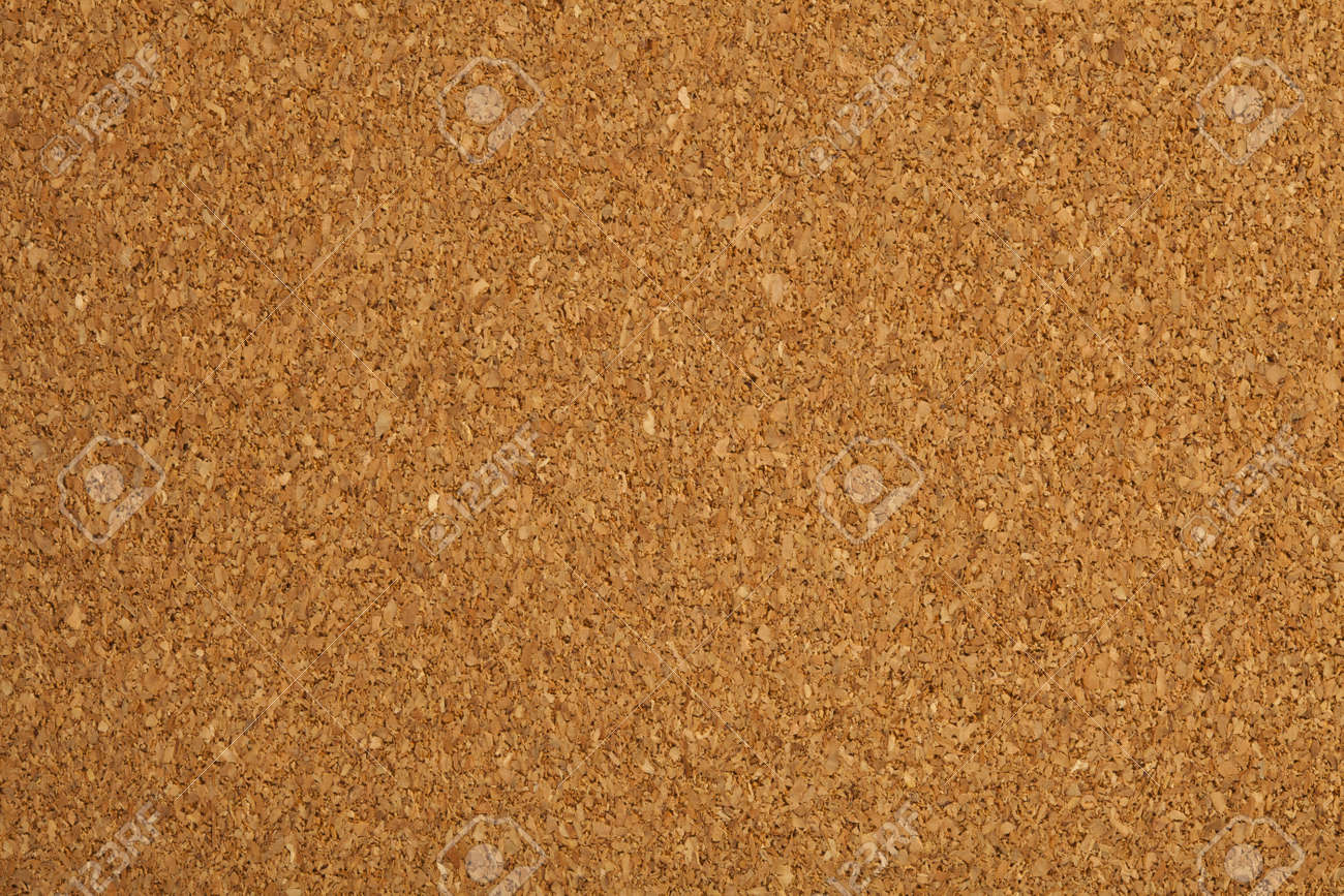 Extreme Closeup Of A Cork Table Texture Stock Photo   8228983