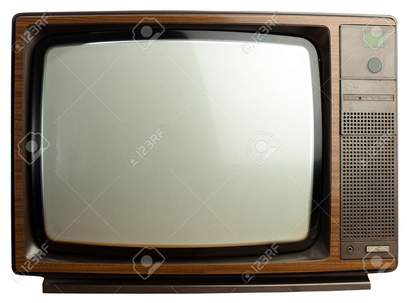 vintage tv Stock Photo - 8413027