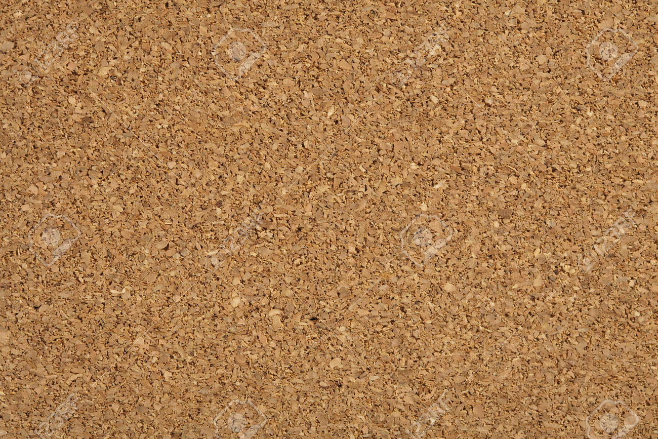 useful brown corkboard texture extreme closeup photo stock photo