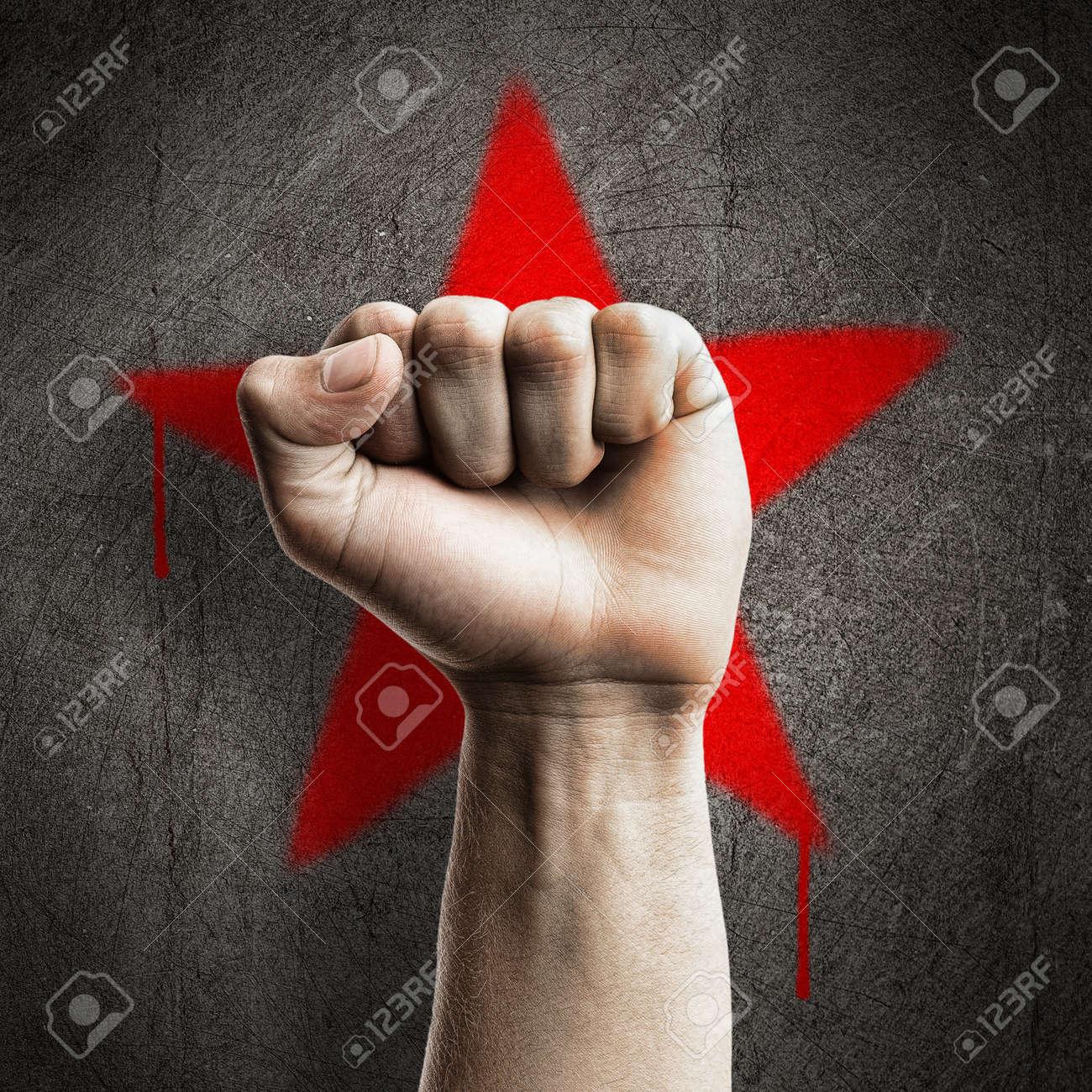 Фото русский кулак 3 фотография