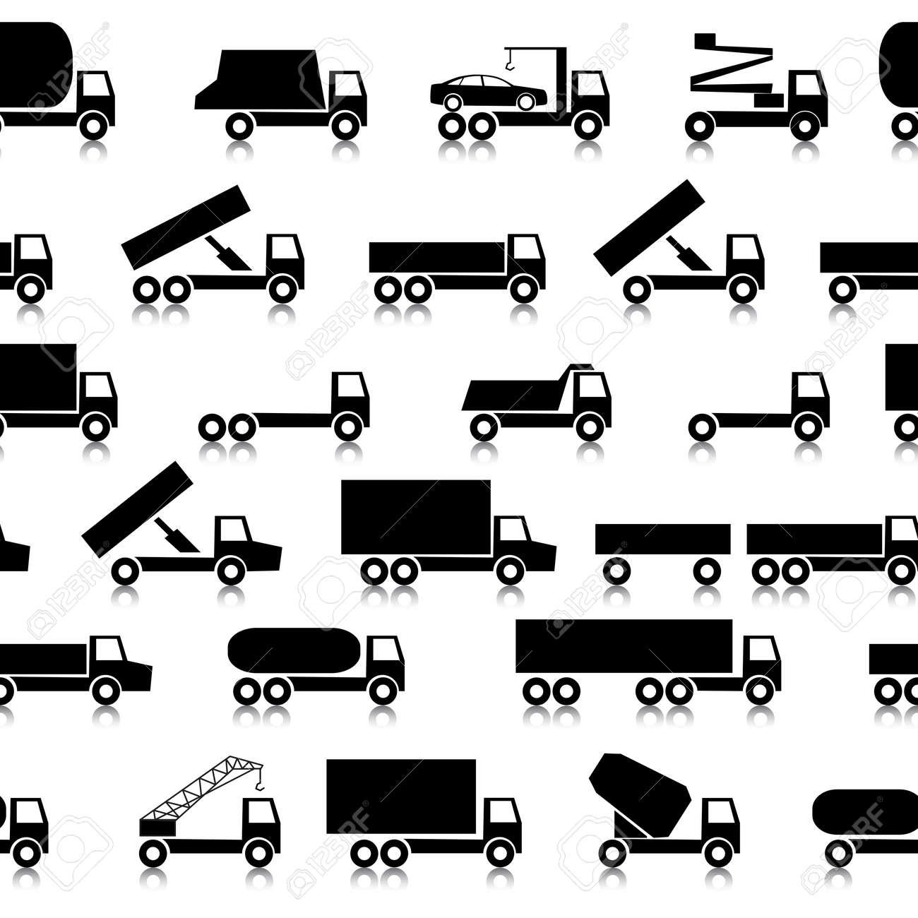 Cars, vehicles  Car body  Seamless wallpaper Stock Vector - 12919327