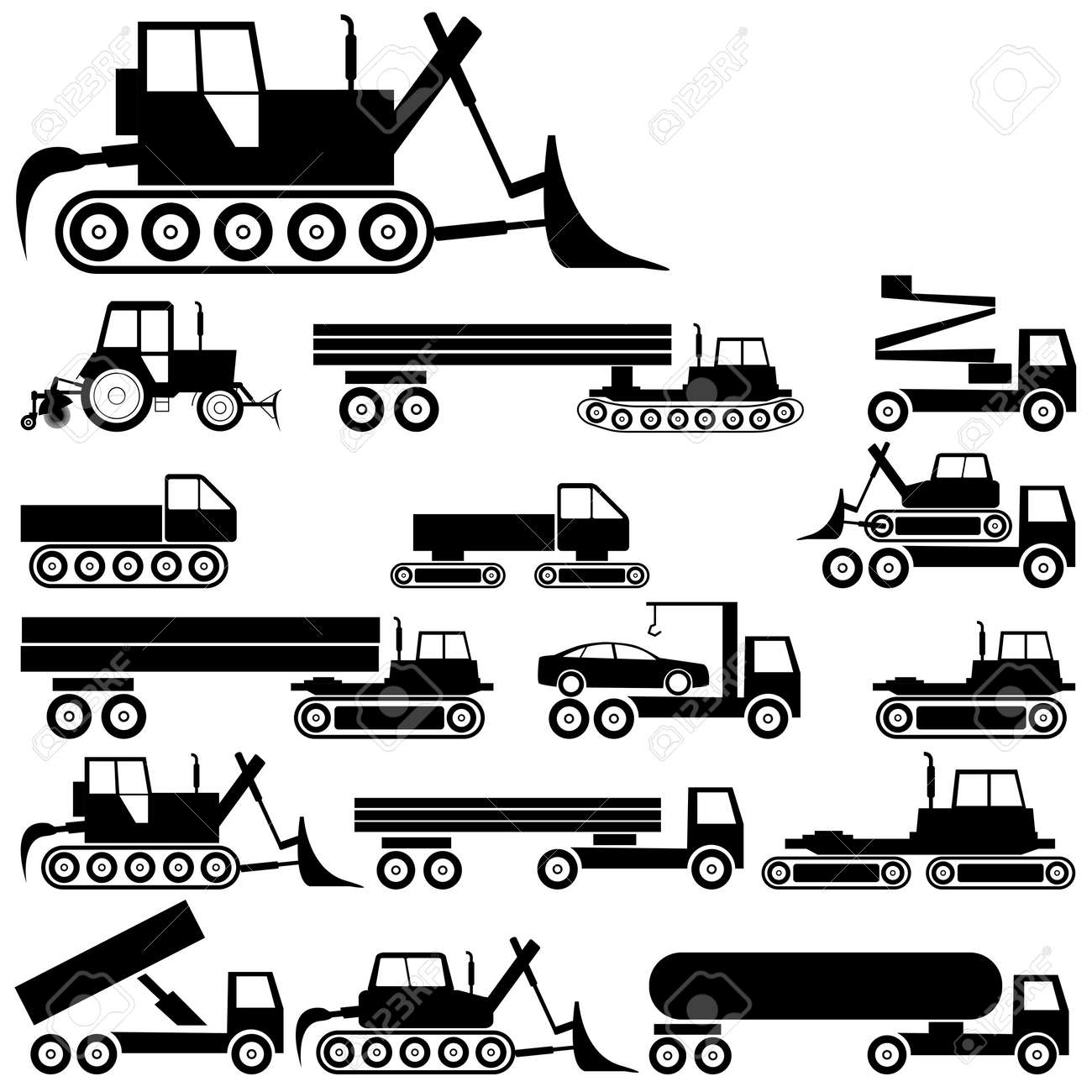 Cars Vehicles Car Body Special Cars Technique Royalty Free Cliparts Vectors And Stock Illustration Image 14375254