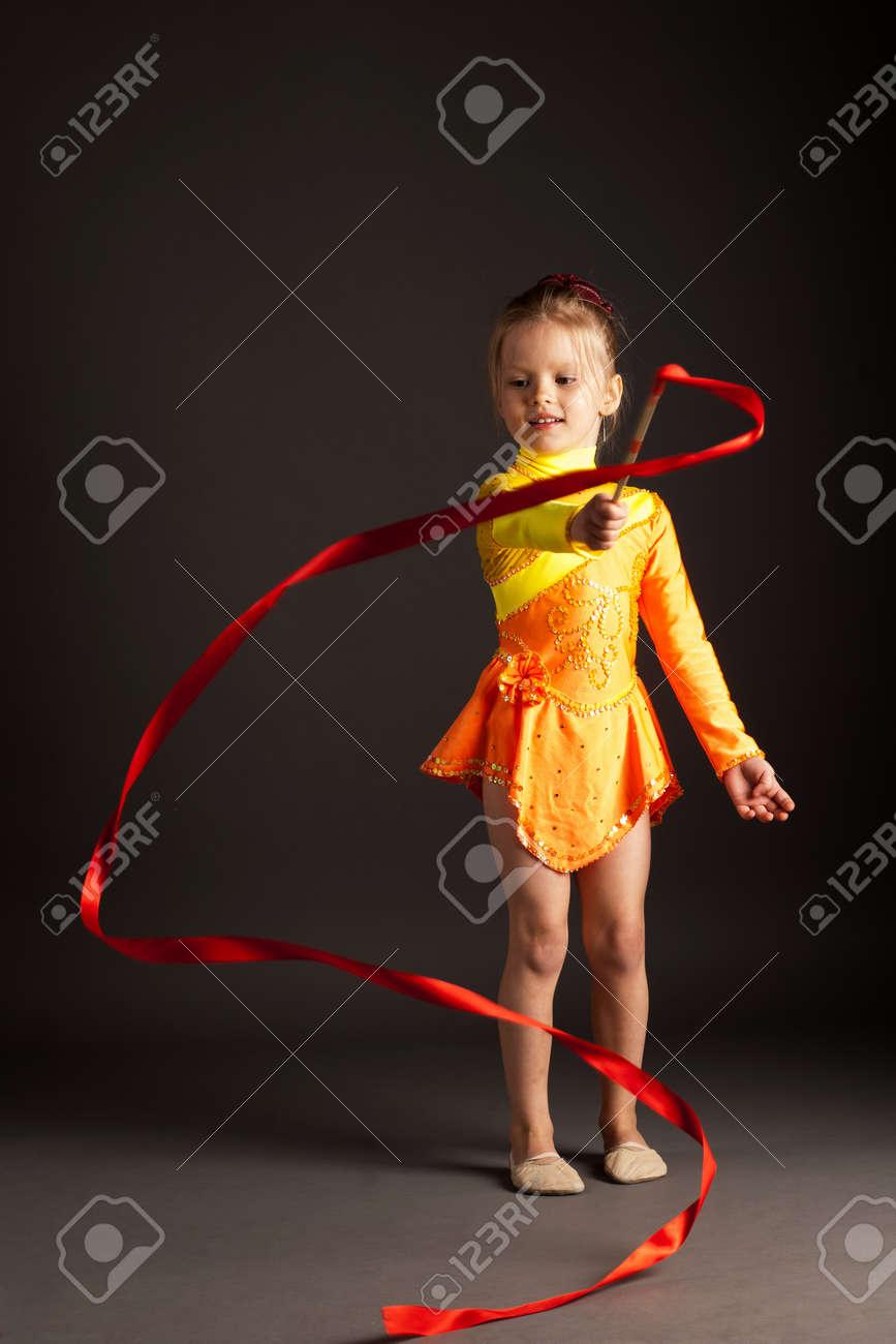 Фото маленькой гимнастки 25 фотография