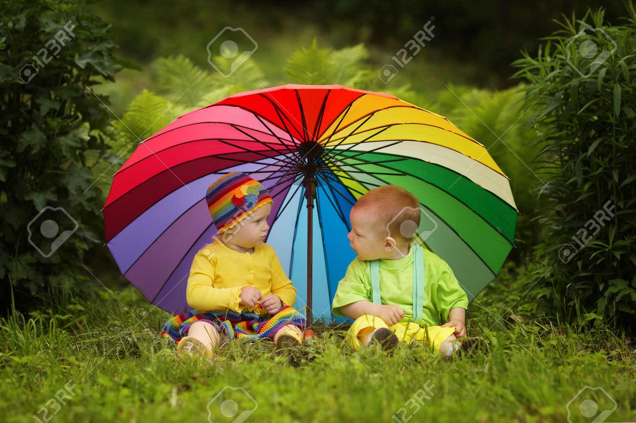 rainbow umbrella stock photos u0026 pictures royalty free rainbow
