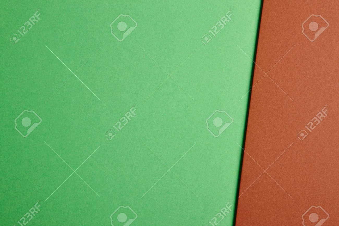 Cartones De Color De Fondo En Tonos Verde Y Marron Espacio De La - Tonos-verde